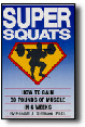 Super Squats / Randy Strossen   $16.95